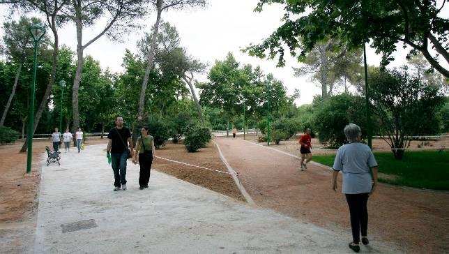 Circuito Parque Cruz Conde Cordoba : Circuito natural parque cruz conde tutto cÓrdoba