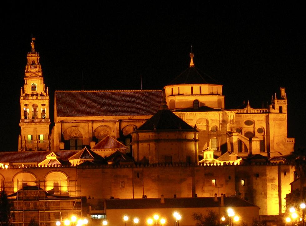 Mezquita catedral tutto c rdoba - Mezquita de cordoba visita nocturna ...
