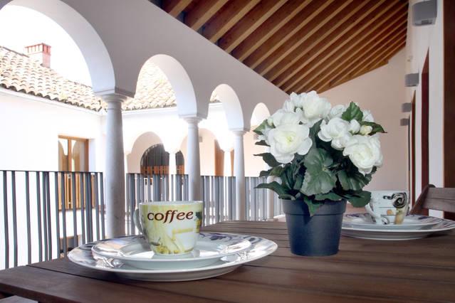 Corduba suites tutto c rdoba - Apartamentos turisticos la castilleja cordoba ...