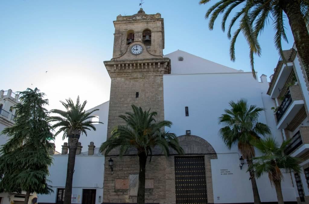 Church Of Santa Marina De Las Aguas Santas Tutto Córdoba
